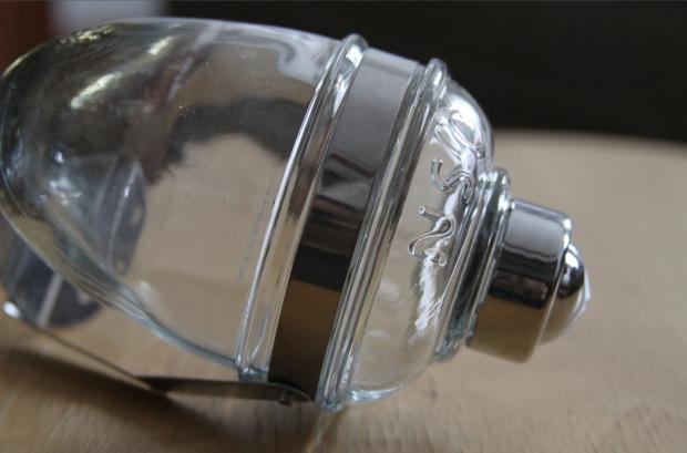 Glass soap dispenser2