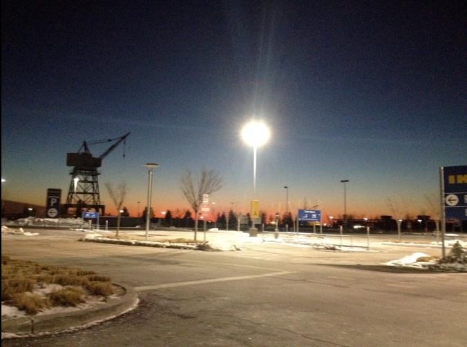 Ikea Red hook Sunset