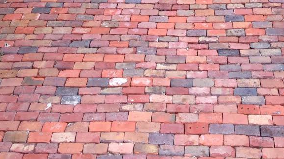 Salvage Pavers