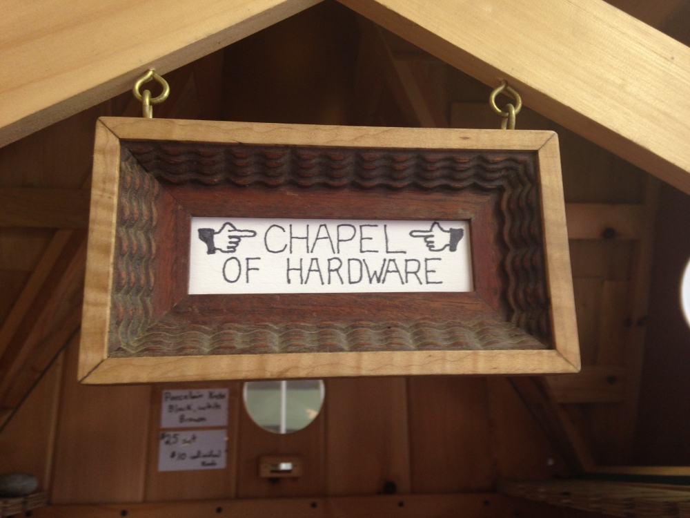 Chapel of Hardware