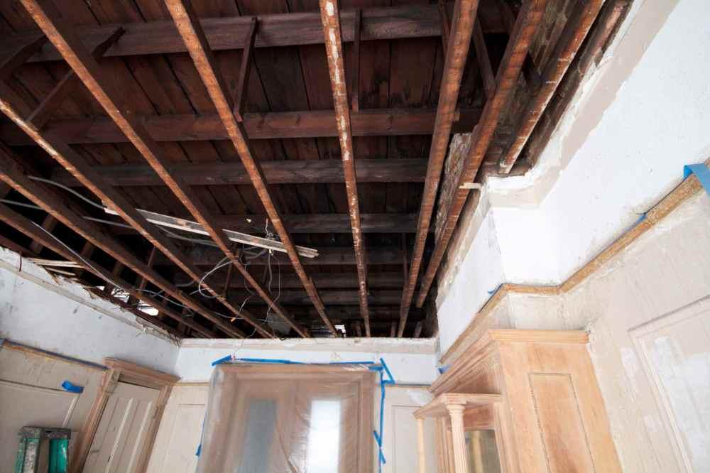 10 Bedroom Rafters