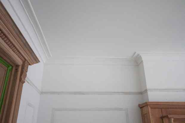 18 Bedroom Cove Moulding