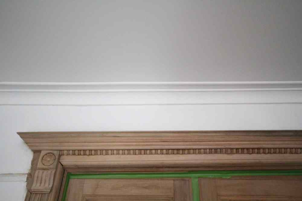 19 Bedroom Molding Detail
