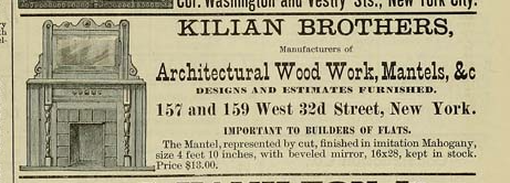 7-6-1889 Killian Bros