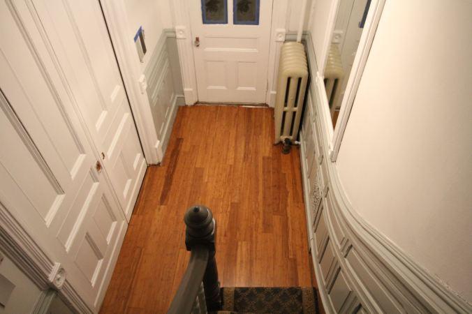 Garden Hallway Floor