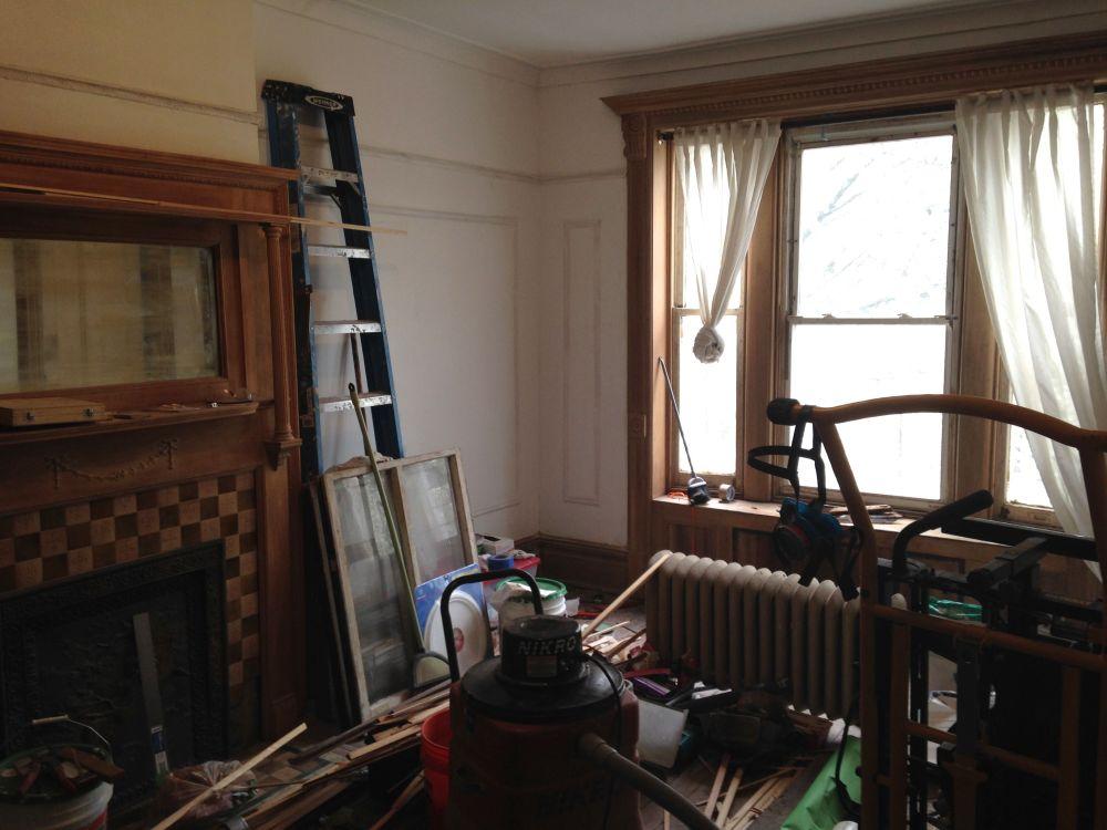 Bedroom progress