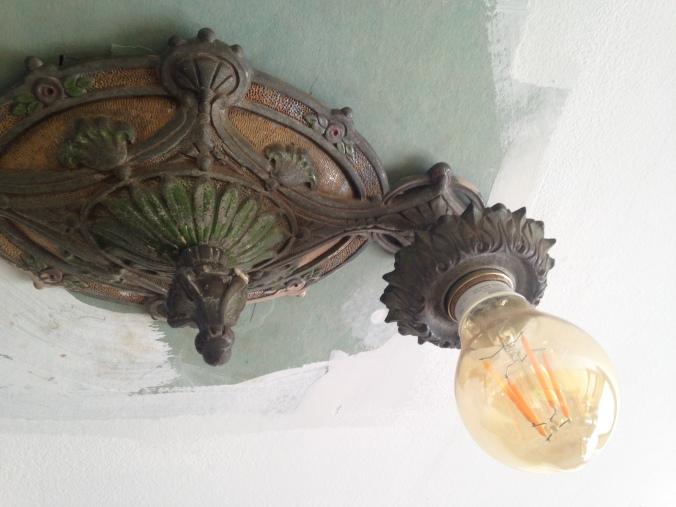 Berdoom light fixture