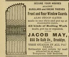 Jacob May March 2 1895