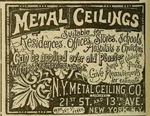 Metal Ceilings March 21895