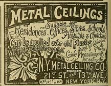 Metal Ceilings March 21895